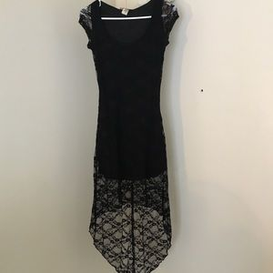 Dresses & Skirts - High low lace dress